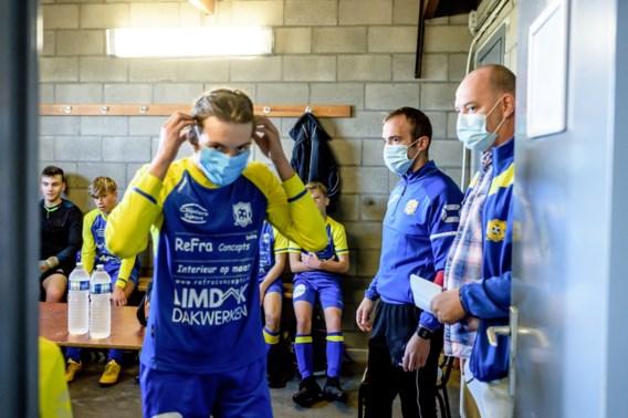 Amateur- en jeugdvoetbal herstarten ten vroegste in januari 2021