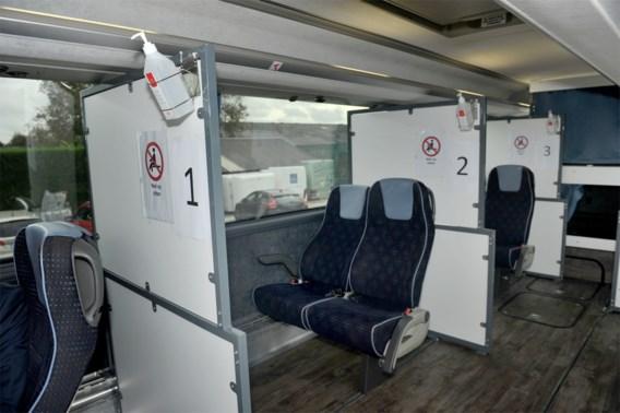 Sneltestbus in Oost-Vlaanderen is onwettig