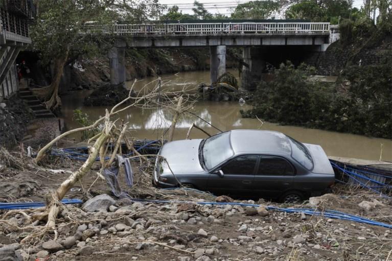 Dodentol na doortocht tyfoon Goni op de Filipijnen opgelopen tot 16