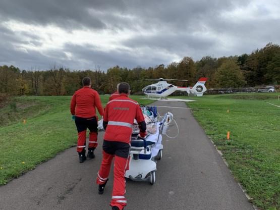 Patiënt uit Luik overgevlogen naar Antwerps ziekenhuis