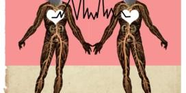 Paren delen lief, leed en risico op hartklachten
