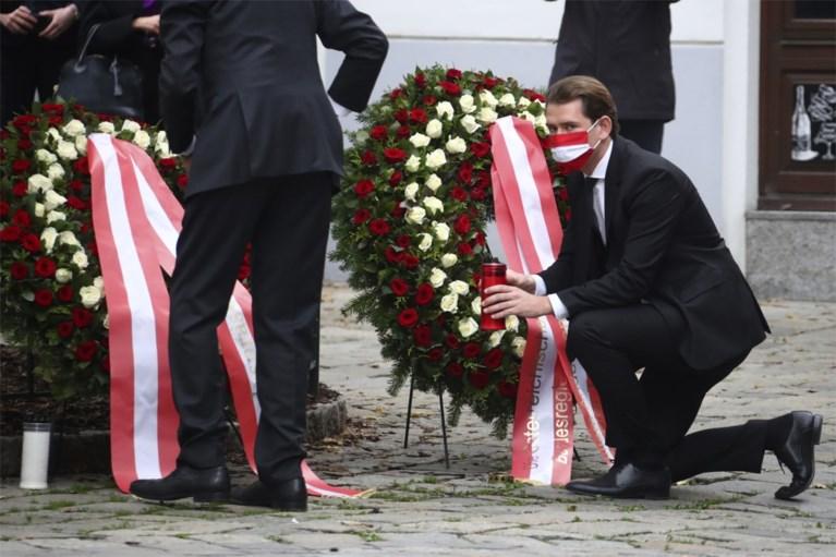 Vier doden en twintig gewonden na aanslag Wenen