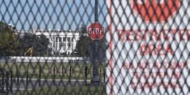 Witte Huis scherpt de beveiliging aan uit vrees voor protesten