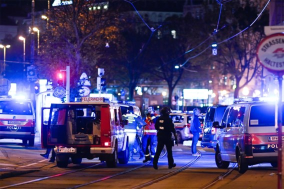 Europese leiders na aanslag Wenen: 'We staan achter Oostenrijk'