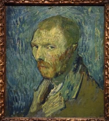 Psychoses Van Gogh waren gevolg van afkicken