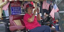 Florida opnieuw scherprechter? 'Wie hier Biden-stickers plakt op zijn golfkar, riskeert vandalisme'