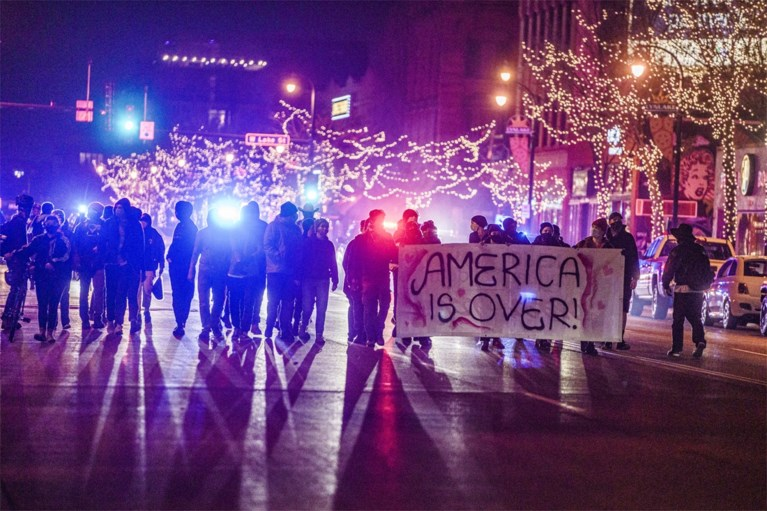 Arrestaties in Seattle, Los Angeles en Minneapolis na protesten