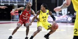 Zware nederlaag voor de Antwerp Giants tegen het Russische Krasnodar in Eurocup basketbal