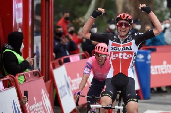 Tim Wellens pakt opnieuw ritzege in Vuelta