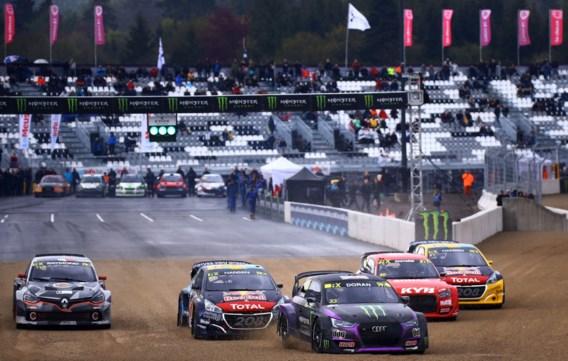 Tweede editie World Rallycross in Spa tot 2021 uitgesteld