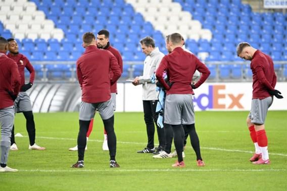 Europa League: Standard-coach Montanier is 'klaar om de strijd aan te gaan'