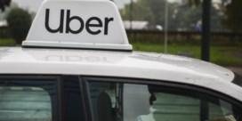 Uber lanceert taxidienst in Vlaanderen