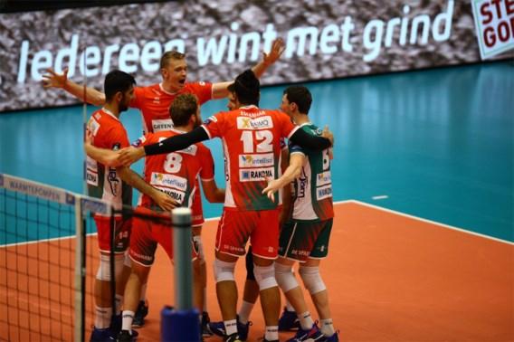 Euromillions Volley League: Roeselare en Maaseik laten geen steek vallen