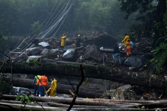 Tropische storm Eta in Midden-Amerika maakt zeker 63 doden