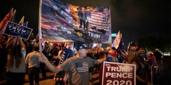 Biden op zucht van zege, maar Trump steekt lont in kruitvat aan op ongeziene manier
