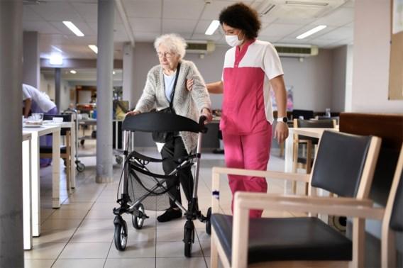 Vlaamse overheid gaat sneltests wel inzetten in woonzorgcentra
