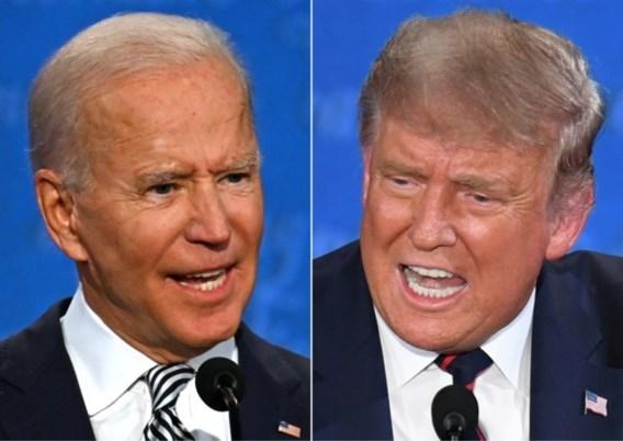 Wat als het tot gelijkspel komt tussen Biden en Trump met elk 269 kiesmannen?
