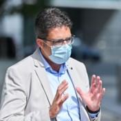 Van Gucht herhaalt: zo draag je een mondmasker