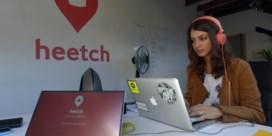 Ook Franse taxi-app Heetch mikt op Vlaanderen
