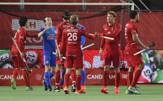 Hockey Pro League: Red Lions spelen gelijk tegen Nederland maar pakken wel bonuspunt