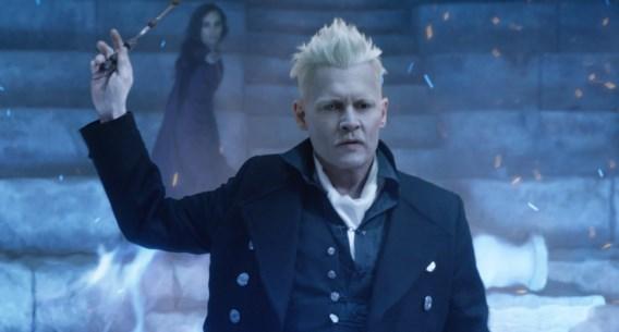 Johnny Depp moet 'Fantastic beasts' verlaten