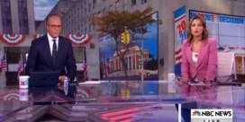 Zo reageerden NBC en Fox News toen duidelijk werd dat Biden zou winnen