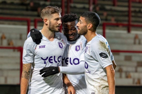 Beerschot laat leidersplaats liggen na 5-5 in Kortrijk