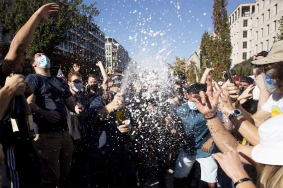 Washington D.C. viert alsof Amerika WK won: 'Nu moet ik niet meer zo beschaamd zijn'