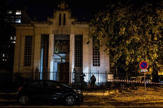 Geen terreur: verdachte schoot op orthodoxe priester in Lyon wegens affaire
