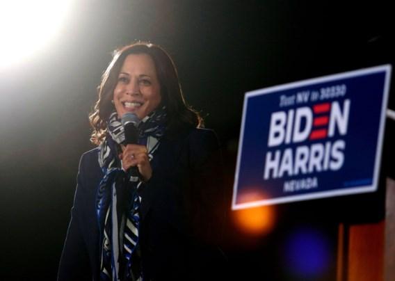 Wie is Kamala Harris, het geheime wapen van Biden, die geschiedenis schrijft?