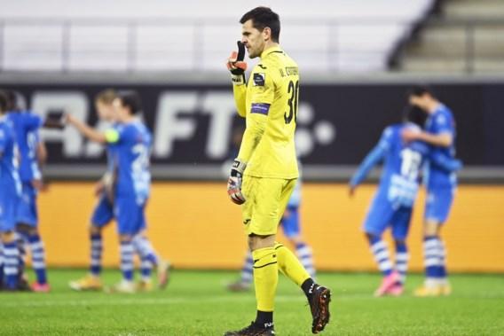 AA Gent sleept ondanks blunderende Bolat toch puntje uit de brand tegen Anderlecht