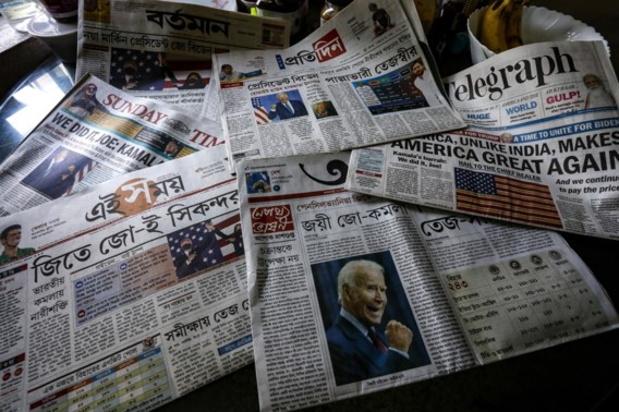 Amerikaanse krantenkoppen over hun nieuwe president