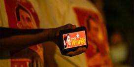 Aung San Suu Kyi claimt overwinning verkiezingen Myanmar