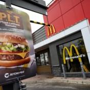 McDonald's test eigen plantaardige burger uit