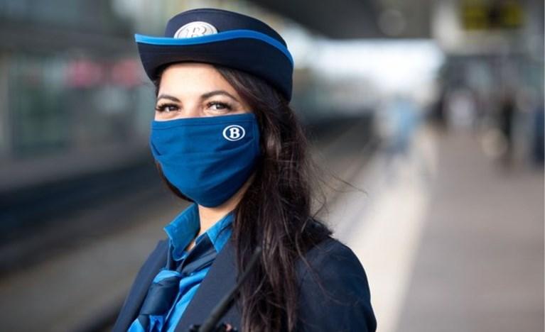 NMBS ruilt na tien jaar grijze uniformen in voor blauwe
