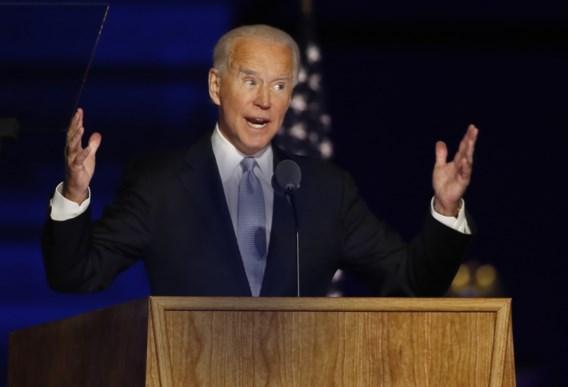 Joe Biden over coronacrisis: 'We zullen de wetenschap volgen'