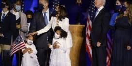 Kamala Harris inspireert vierjarige nichtje: 'Jij kan ook president worden'