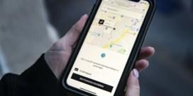 Uber begint verovering van Vlaanderen met valse start