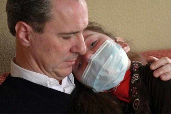 William Massart, die jarenlang streed voor dodelijk ziek dochtertje Sandra, overleden