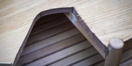 Tafel niet altijd uit het goede hout gesneden