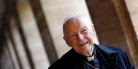 Vaticaan ontkent seksueel misbruik door kardinaal McCarrick onder de mat te hebben geveegd