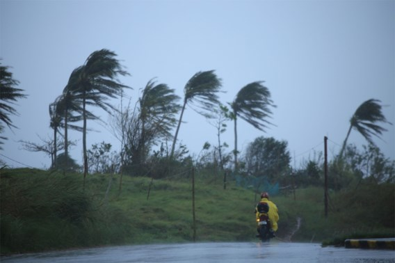 Duizenden Filipijnen op de vlucht voor vijfde cycloon in een maand tijd