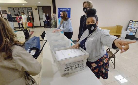 Amerikaanse postbode verzon fraude met briefstemmen