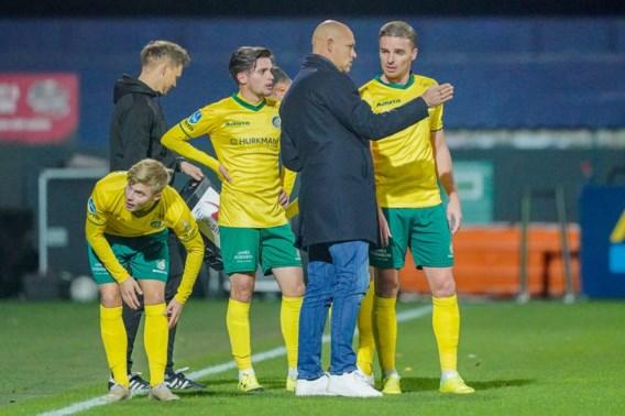 Eredivisie - Rode lantaarn Fortuna Sittard zet trainer Hofland aan de deur