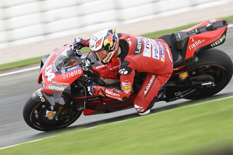 Wanneer tweede eindigen een nachtmerrie wordt: MotoGP-rijder Andrea Dovizioso last een sabbatjaar in