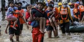 Honderdduizenden Filipijnen op de vlucht voor zware overstromingen