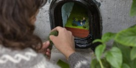 De wereld kijkt naar de holtes in Antwerpse muren