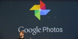 Google Foto's gaat geld kosten