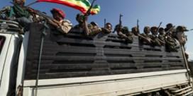 Ethiopiërs vluchten naar Soedan na uitbraak geweld