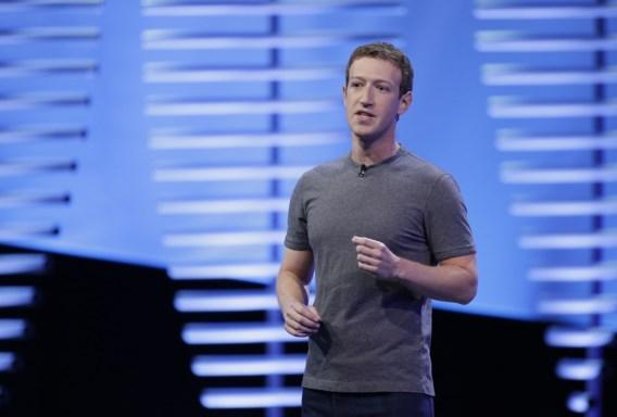 Kanaal Bannon niet geschrapt van Facebook na bedreigingen, Zuckerberg verdedigt beslissing